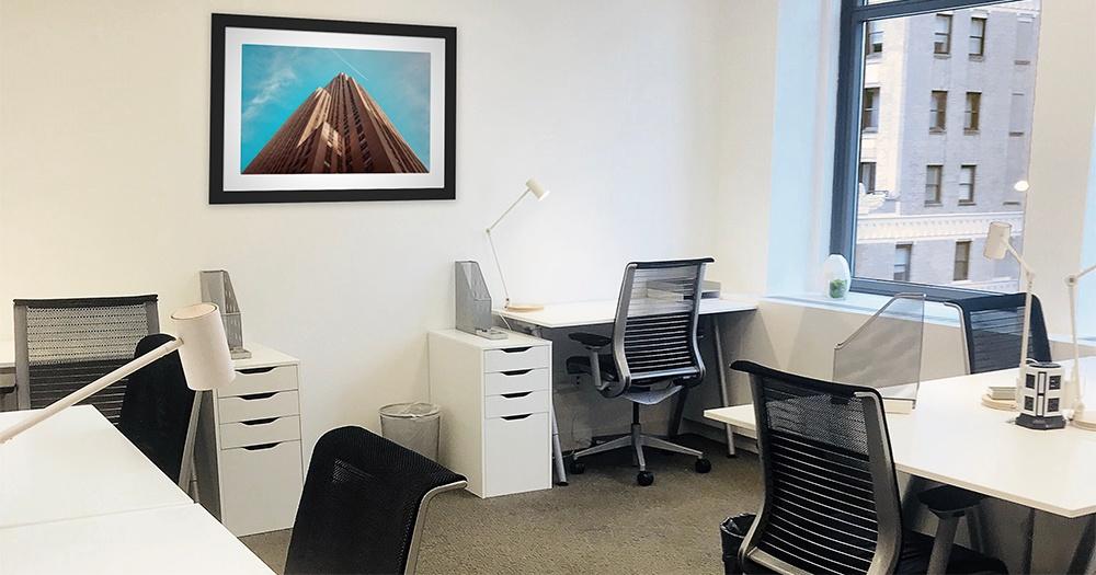 Work Better Dedicated Desks