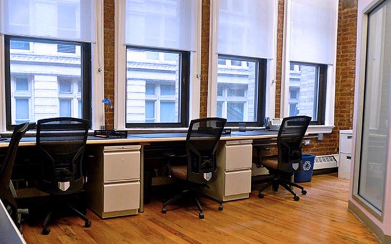 Work Better Chelsea Team Room