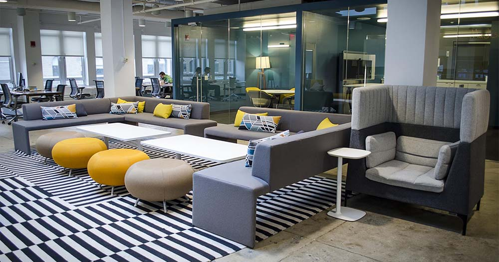 Work Better Coworking Common Spaces