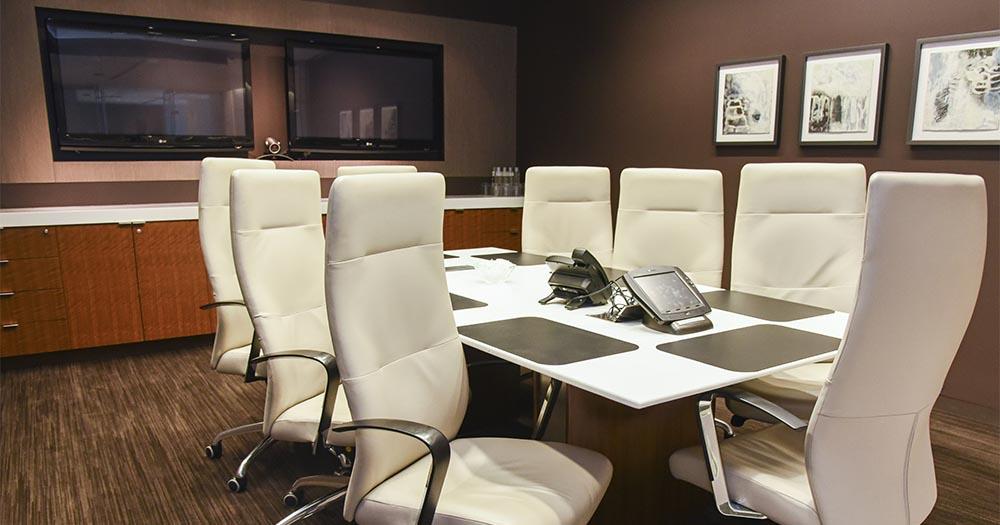 Work Better Meeting Room