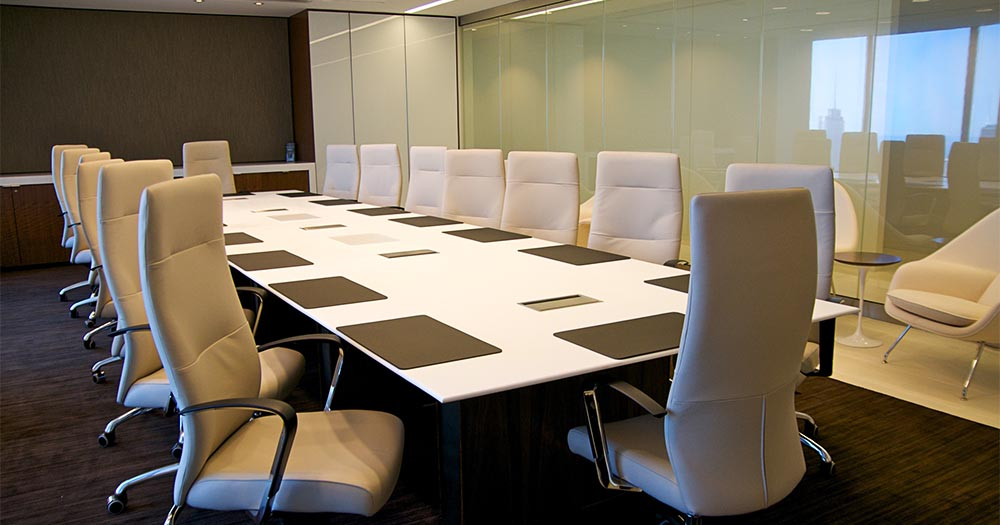 Work Better Meeting Boardroom