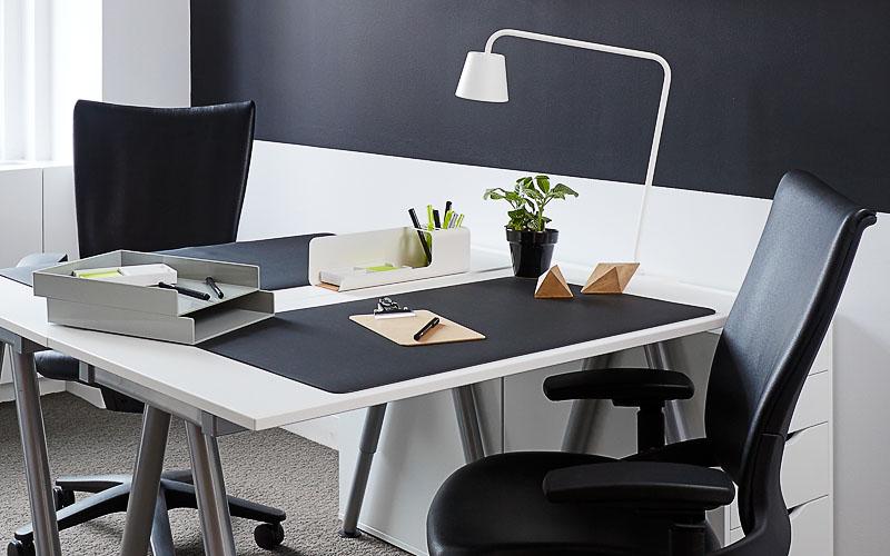 Work Better Wall Office