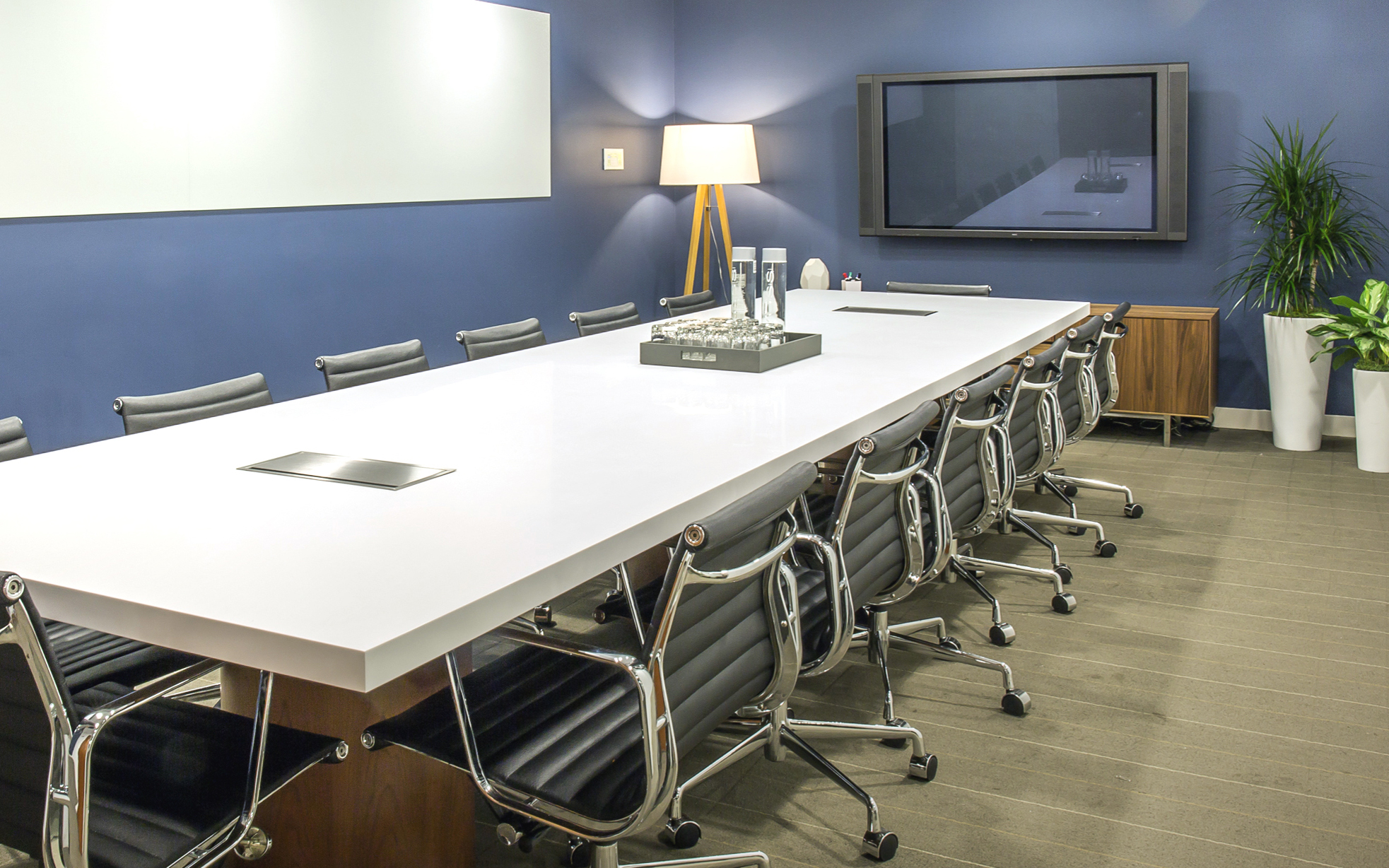 Work Better Wall Street Conference Room