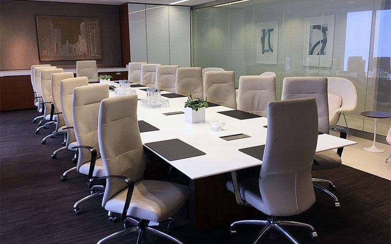 Work Better Willis Boardroom